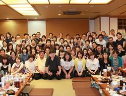 長寿栄光会 職員歓送迎会が盛大に行われました!