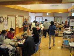 鍋忘年会を開催。