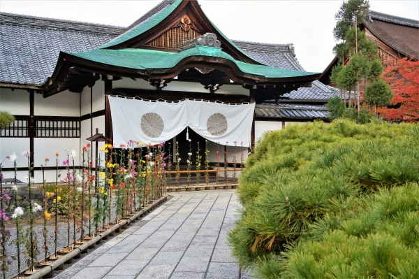 旧嵯峨御所大覚寺