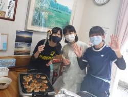 芋煮パーティー!